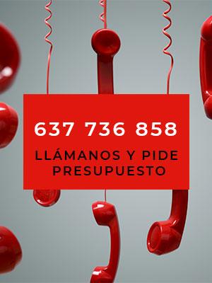 Teléfono de mudanzas express en Sevilla